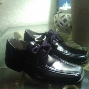 Boys Stacy's Adams dress shoes